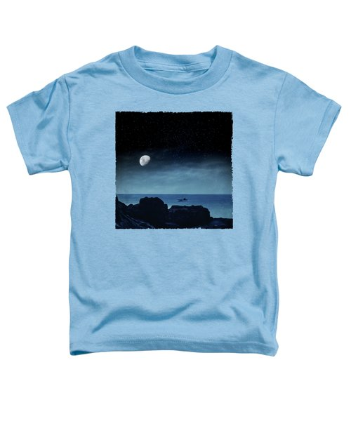 Nocturnal Sea Toddler T-Shirt