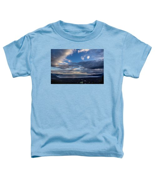 North Tahoe Storm Toddler T-Shirt