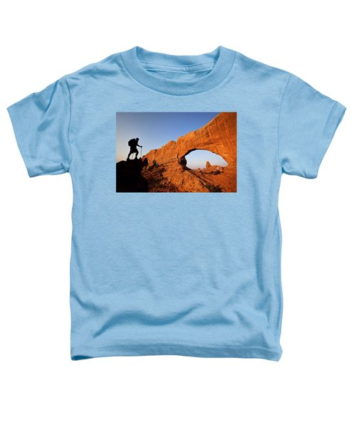 North Window Arch Toddler T-Shirt
