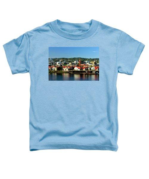 Northwest Portland Toddler T-Shirt
