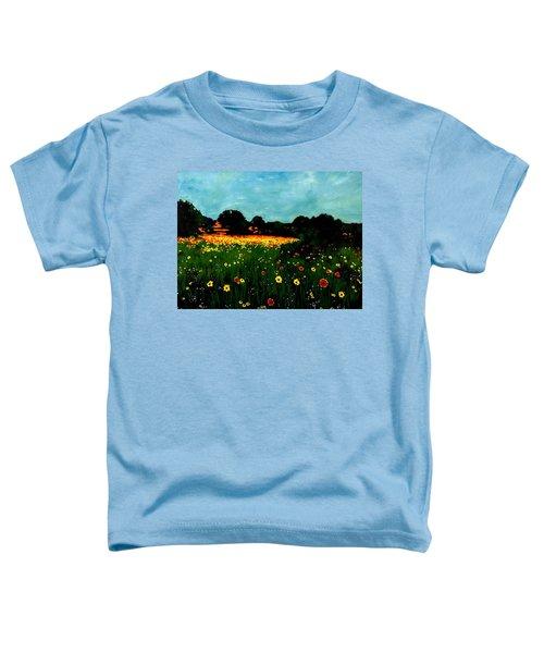 Not Another Bluebonnet Painting Toddler T-Shirt