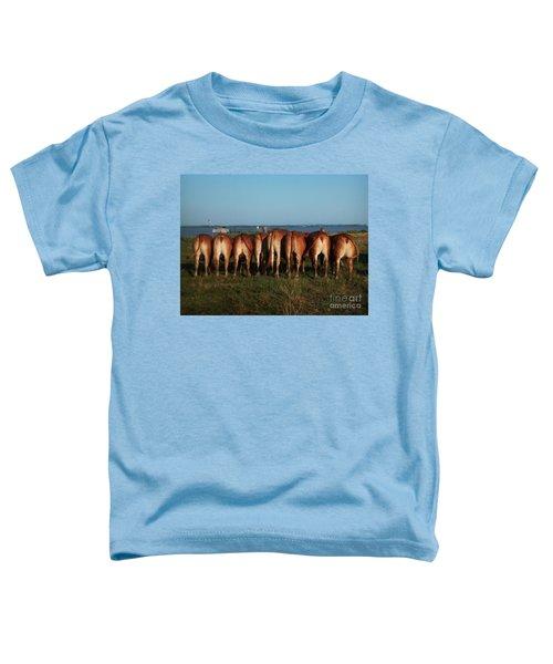 Now Altogether Girls Toddler T-Shirt