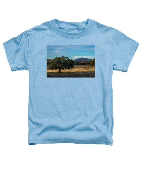 Oak And Cuyamaca Toddler T-Shirt