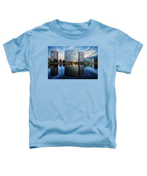 Oakland, California Cityscape Toddler T-Shirt
