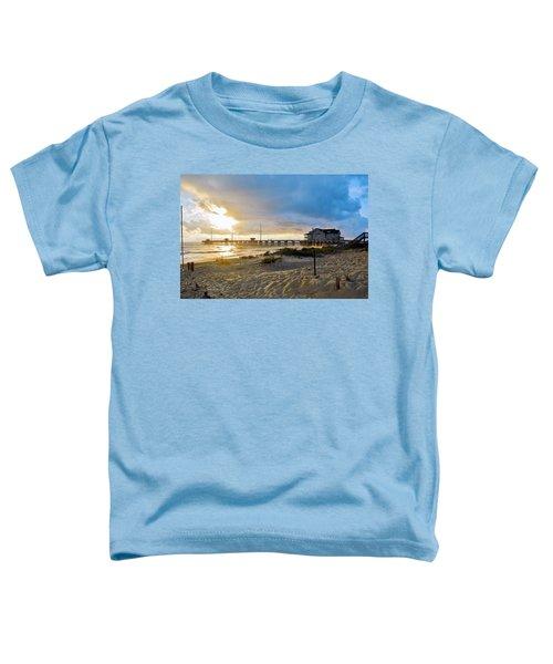 October 3 2016 Obx Sunrise Toddler T-Shirt