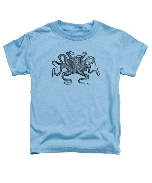 Octopus T-shirt Toddler T-Shirt