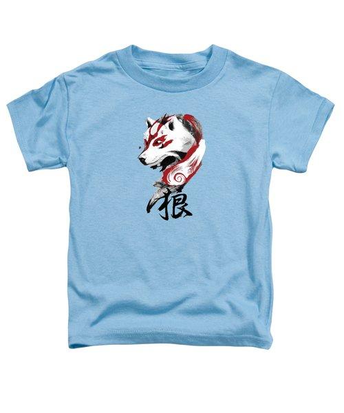 Okami  Toddler T-Shirt