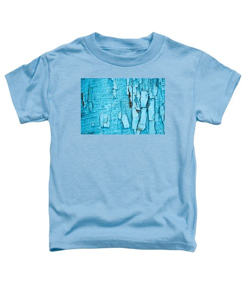 Old Blue Wood Toddler T-Shirt