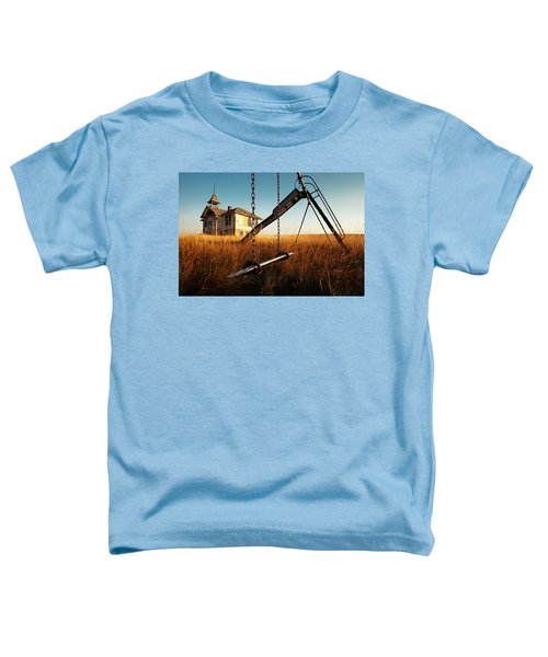 Old Savoy Schoolhouse Toddler T-Shirt