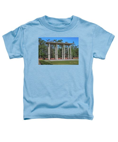Old Student Union Arches Toddler T-Shirt