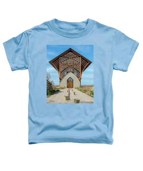 Omaha Holy Family Shrine Toddler T-Shirt