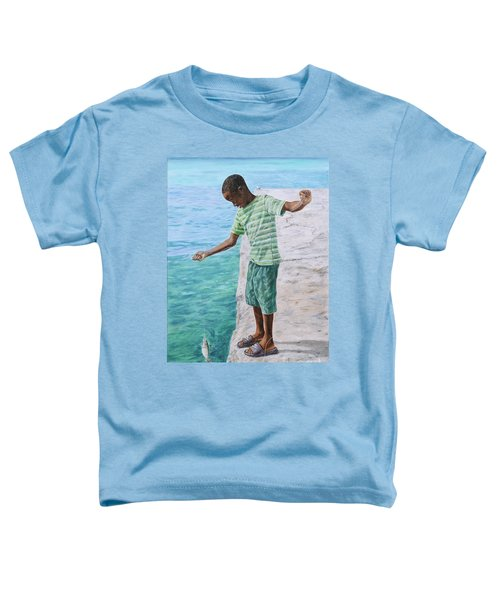 On The Line Toddler T-Shirt