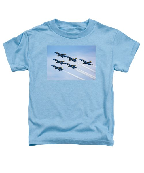 On Wings Like Eagles Toddler T-Shirt