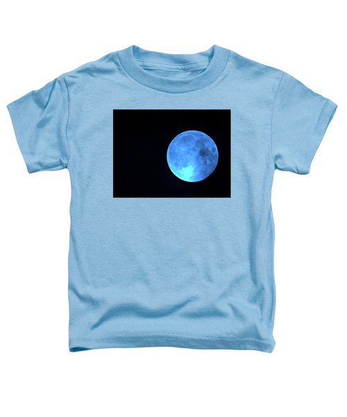 Once In A Blue Moon Toddler T-Shirt