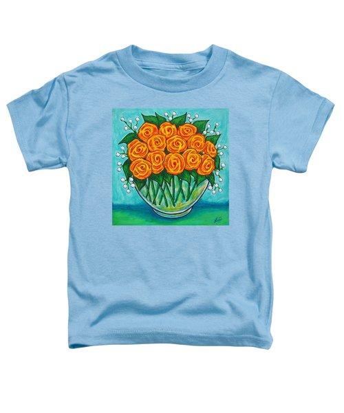 Orange Passion Toddler T-Shirt