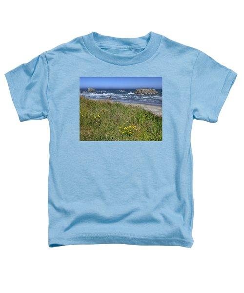 Oregon Beauty Toddler T-Shirt