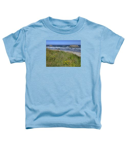 Oregon Beauty Toddler T-Shirt