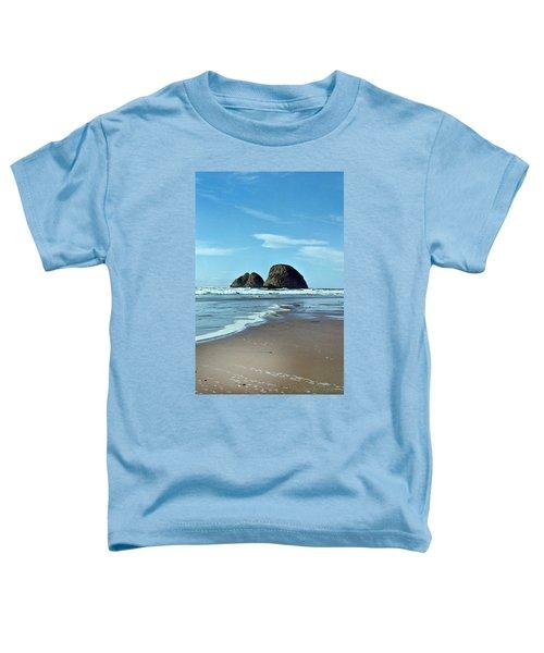 Oregon Coast 8 Toddler T-Shirt