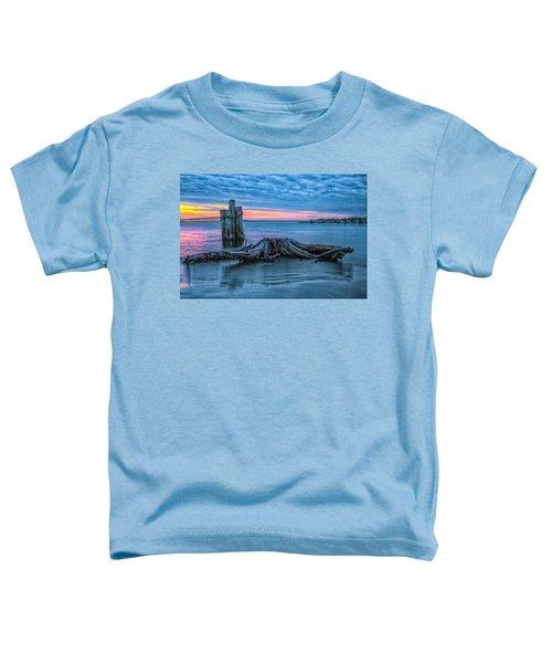 Oregon Inlet II Toddler T-Shirt