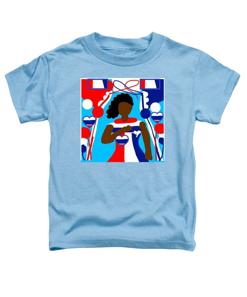 Our Flag Of Freedom 3 Toddler T-Shirt