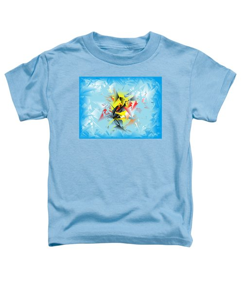 Out Of The Blue 5 Toddler T-Shirt