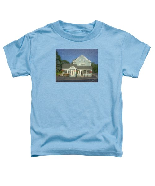 Oxford Cleaners Toddler T-Shirt