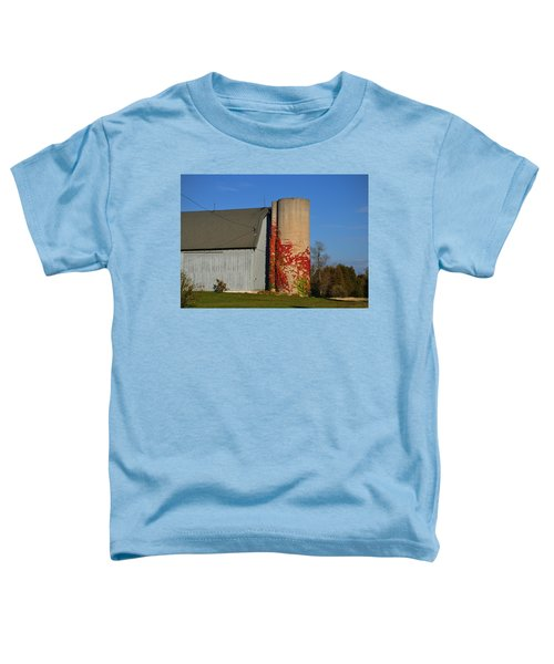 Painted Silo Toddler T-Shirt