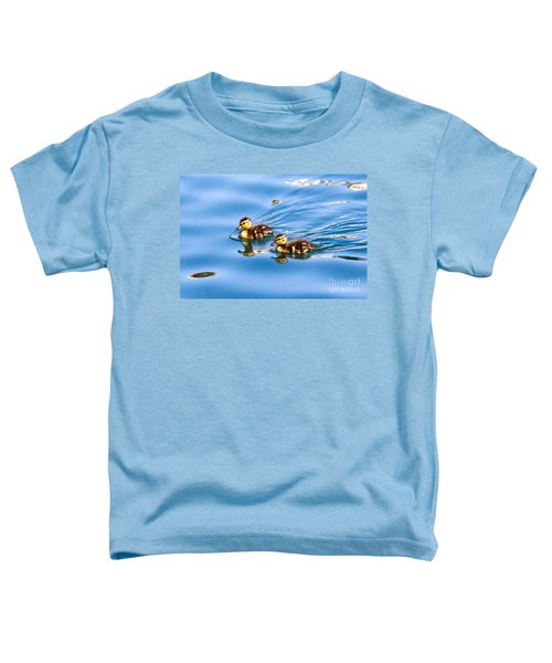 Duckling Duo Toddler T-Shirt
