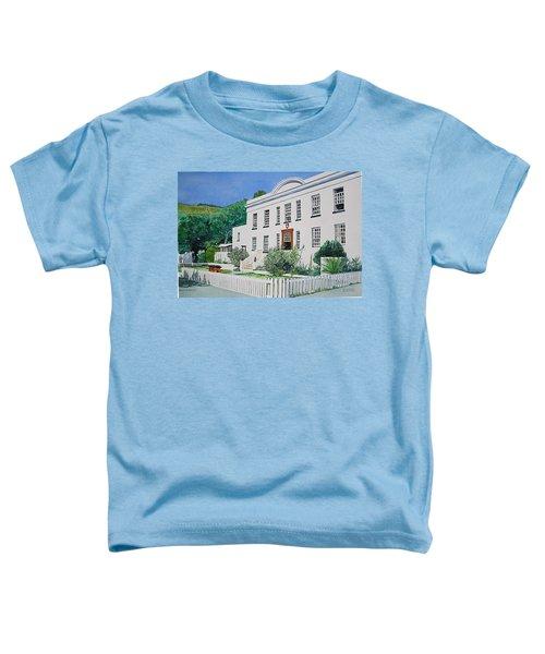Palace Barracks Toddler T-Shirt