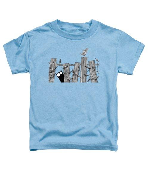 Paper Bird Toddler T-Shirt