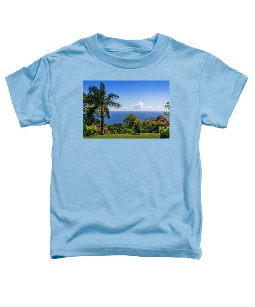 Paradise Picnic Toddler T-Shirt