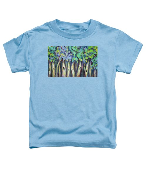 Past And Present Toddler T-Shirt