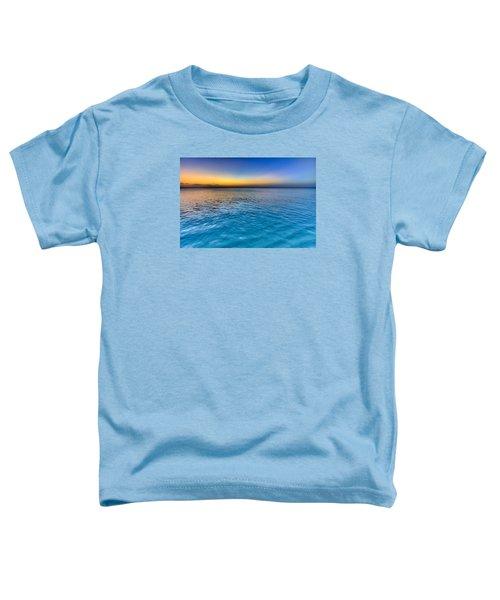 Pastel Ocean Toddler T-Shirt