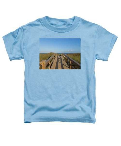 Path To Happiness Toddler T-Shirt