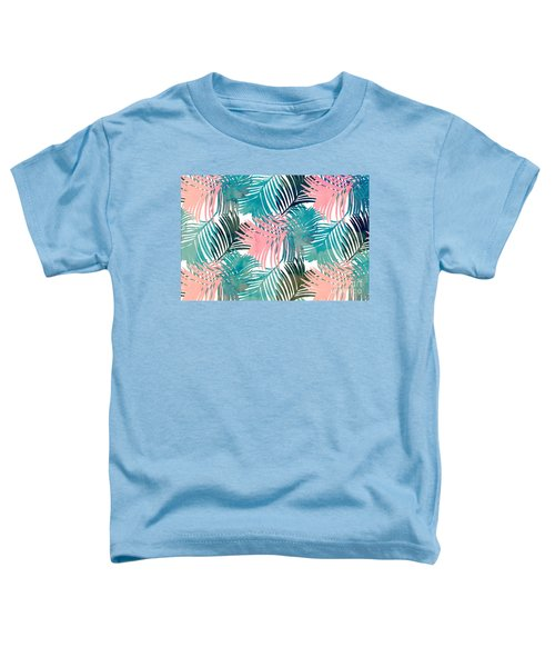 Pattern Jungle Toddler T-Shirt