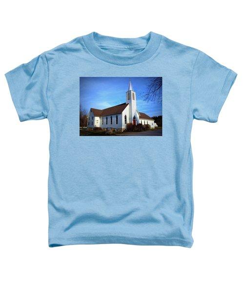 Peace Church Toddler T-Shirt
