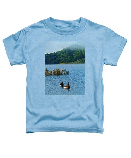 Peaceful Morning Toddler T-Shirt