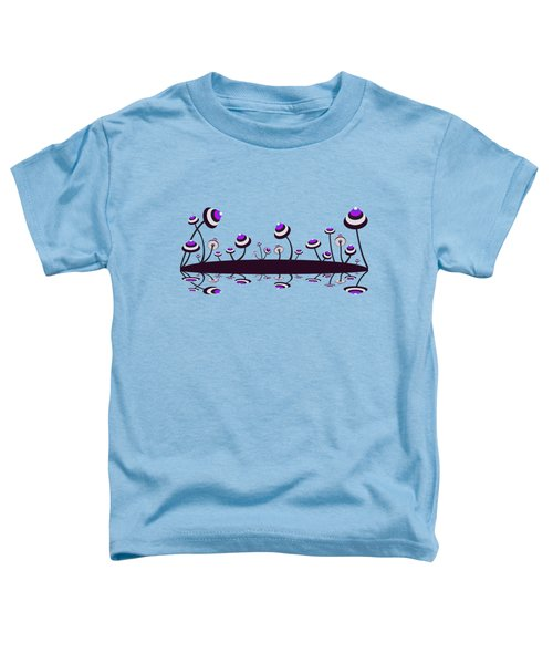 Peculiar Mushrooms Toddler T-Shirt