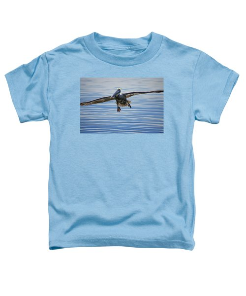 Pelican On Approach Toddler T-Shirt