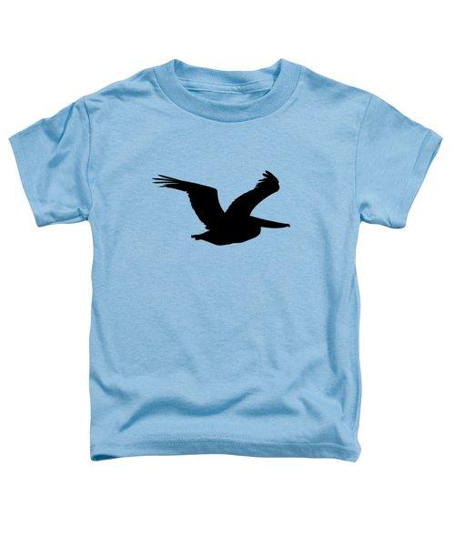 Pelican Profile .png Toddler T-Shirt