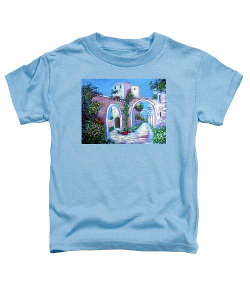 Percorso Paradiso Toddler T-Shirt