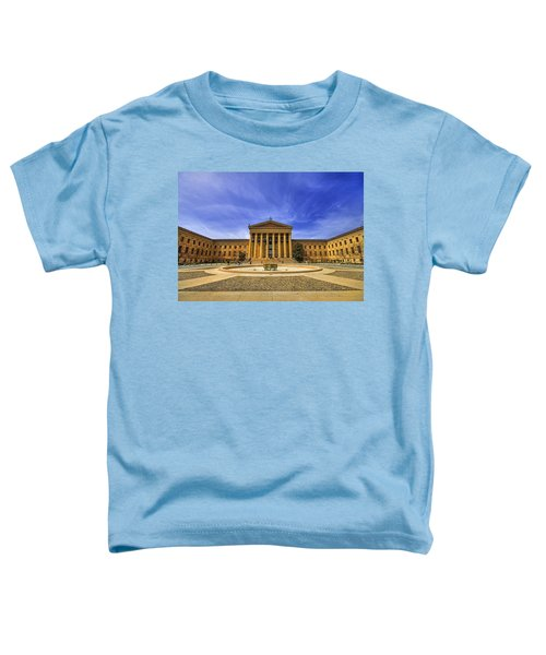 Philadelphia Art Museum Toddler T-Shirt