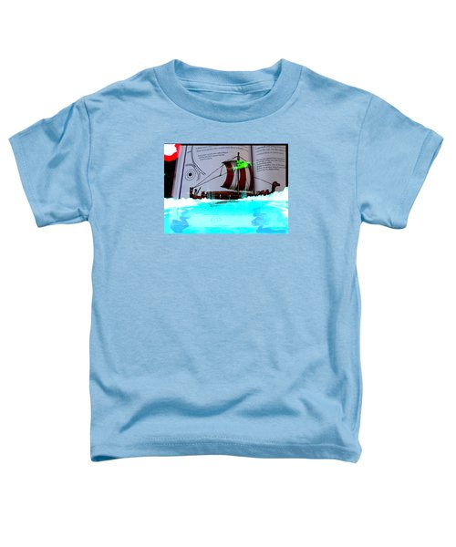 Phoenician Night Voyagers  Toddler T-Shirt