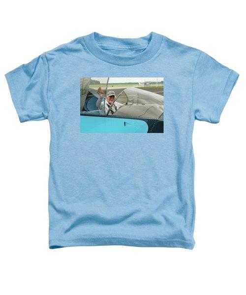 Pilot Vic Vicari Toddler T-Shirt
