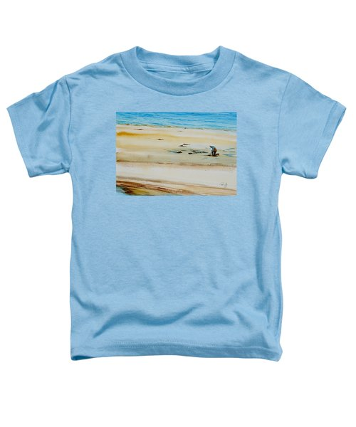 Pleasant Bay Clammer Toddler T-Shirt