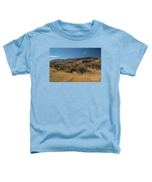 Pocatello Area Of South Idaho Toddler T-Shirt