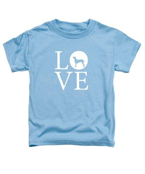 Pointer Love Toddler T-Shirt
