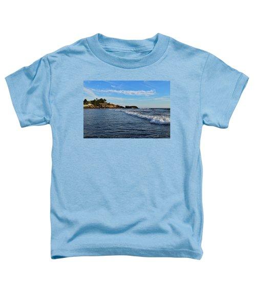 Poneloya Beach Before Sunset Toddler T-Shirt