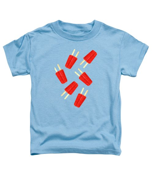 Popsicle T-shirt Toddler T-Shirt