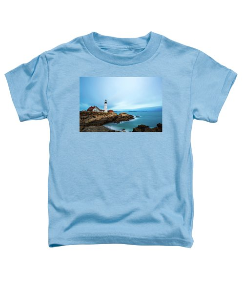 Portland Head Light 1 Toddler T-Shirt
